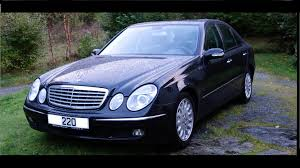 mercedes e class 2004 review mercedes 2005 e 220 cdi elegance