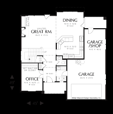 landon homes floor plans mascord house plan 22140 the landon