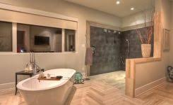 awesome picture of open shower bathroom design open shower