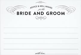 advice cards for 63 wedding card templates free premium templates