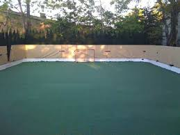 Backyard Ice Rink Plans by Backyard Roller Rink Outdoor Furniture Design And Ideas