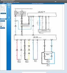 2000 toyota avalon radio wiring diagram wiring diagrams