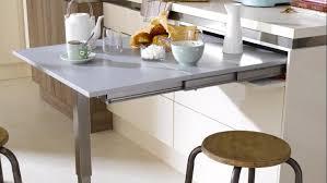 table bar cuisine rabattable idée de modèle de cuisine