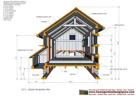 chicken coop plans 5 hens 3 vermontmaple chicken coop backyard