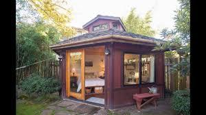 Yurt House Yurt Like Micro Cabin Studio Vacation In Portland Oregon