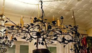 tree branch chandelier tree branch chandelier lighting pickasound co