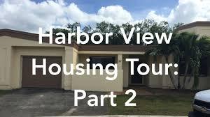 harbor view housing tour part 2 youtube
