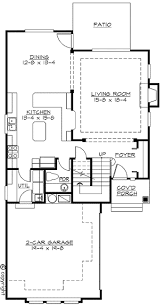 narrow floor plans plan 2300jd northwest house plan for narrow corner lot narrow