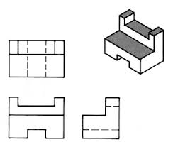 orthographic drawings mhhs tech