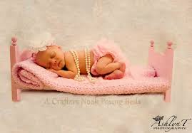 Small Baby Beds Small Traditional Newborn Photo Prop Baby Doll Bed And Foam