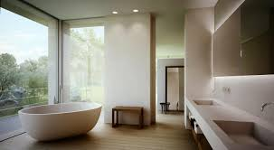 bathroom unique bathroom with single bethub very simply and