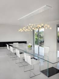 modern dining room pendant lighting modern dining room pendant