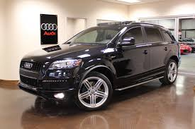 Audi Q7 2014 - used 2014 audi q7 stock p2975a ultra luxury car from merlin auto