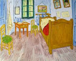 van gogh bedroom painting stunning van gogh the bedroom contemporary home design ideas
