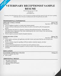 Dental Assistant Resume Skills Veterinary Assistant Resume Samples Tech Cover Letter Nuclear