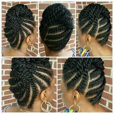 cornrow and twist hairstyle pics 85 hot photo look good with the flat twist hairstyles