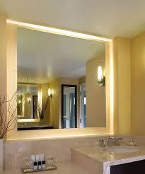 Electric Mirror Bathroom Serenity Lighted Mirror Electric Mirror