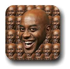 Ainsley Harriott Meme - ainsley harriott face everywhere internet meme drink coaster