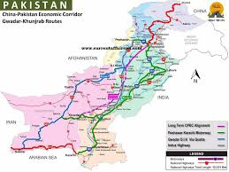 Map Of Pakistan And India by India Is Not Part Of The Belt And Road Initiative Summit