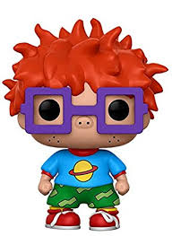 Chuckie Finster Halloween Costume Rugrats 13057 Pop Vinyl Chuckie Finster Figure Amazon Uk
