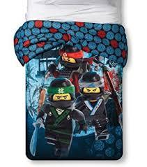 Ninjago Bedding Set 5pc Lego Ninjago Masters Bedding Set