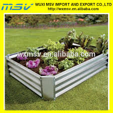 corrugated metal planter corrugated metal planter suppliers and