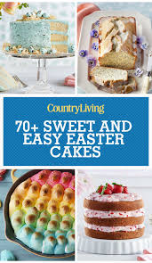 Cake Decorations For Easter Cakes by 73 Easy Easter Cakes And Desserts Recipes Best Ideas For Easter