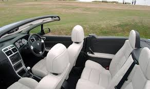peugeot 406 coupe interior peugeot 307 coupé cabriolet 2003 2008 features equipment and