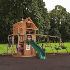 backyard odyssey swing sets wanderer wooden swing set 1 jpg v u003d1457746622
