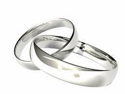 2 wedding bands wedding rings silver wedding bands real silver wedding bands