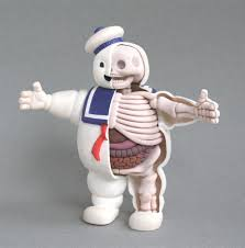 Stay Puft Marshmallow Man Meme - popped culture stay puft marshmallow man anatomy