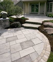 Patio Stone Ideas by Interesting Patio Paving Stones With The Best Stone Patio Ideas