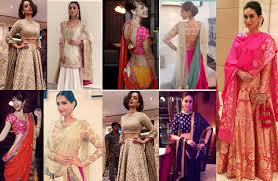 Different Ways Of Draping Dupatta On Lehenga How To Wear Your Favourite Traditional Indian Clothes Indian