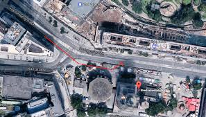 Truck Route Maps Pundit Press Route Of The Berlin Truck Attack