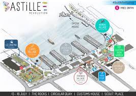 Sydney Map Map And Program Bastille Festival Sydney