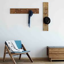 vertical coat rack we do wood touch of modern