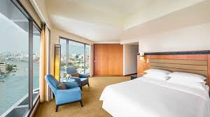 5 star bangkok accommodation rooms royal orchid sheraton executive riverview suite