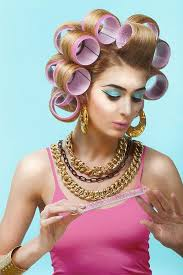husband forced to sleep in hair rollers 87 best hair rollers images on pinterest rollers in hair roller