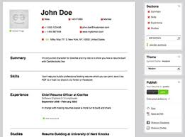 Online Resume Builders Build A Free Resume Online Learnhowtoloseweight Net
