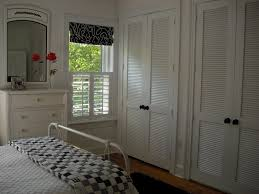 Shutter Doors For Closet How To Hang Louvered Interior Doors Creative Home Decoration