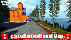 canadian map fs17 canadian national map v7 1 for fs 17 farming simulator 17