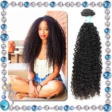 curly black hair sew in indian curly virgin hair afro kinky curly hair natrual black 100