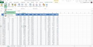 Lottery Syndicate Spreadsheet Getting Started With Machine Learning In Ms Excel Xlminer