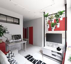 Small Space Floor Plans 3 Small Apartments That Rock Uncommon Color Schemes With Floor Plans