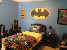 a great way to decorate a boys room create a city where you can my son s batman bedroom