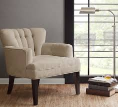 Upholstered Living Room Chairs Luxurious Apartment Design Interior Display Magnificent Neutral
