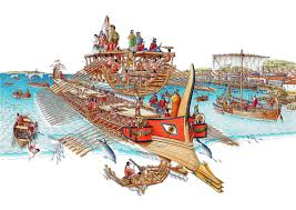stephen biesty illustrator exploded views athenian trireme