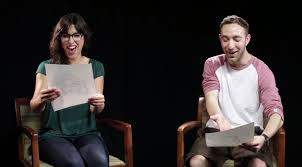 couples describe each other to a police sketch artist and fail