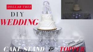 diy wedding cake stand diy wedding cake stand diy wedding topper dollar tree wedding