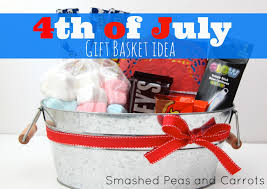 Gardening Basket Gift Ideas by 4th Of July Gift Basket Idea Smashed Peas U0026 Carrots